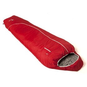 Grüezi-Bag Biopod Wool Zero - Sac de couchage - rouge